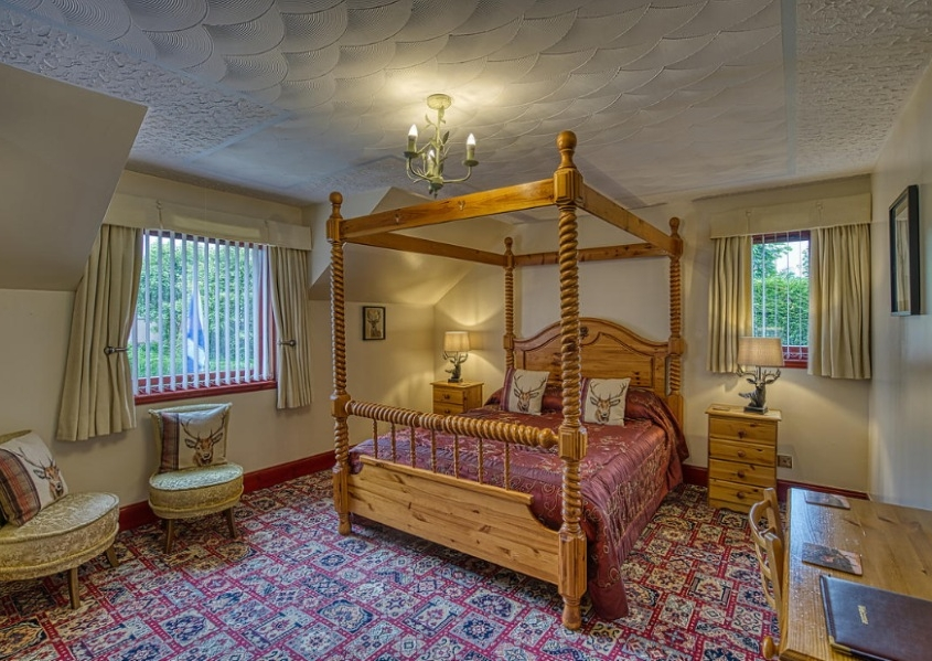 The 'Stag' Double Room at Acorn B&B
