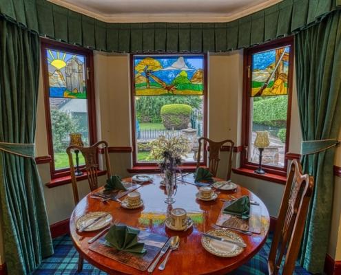 Breakfast at Acorn B&B Inverness