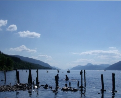B&B 15 miles from Dores on Loch Ness